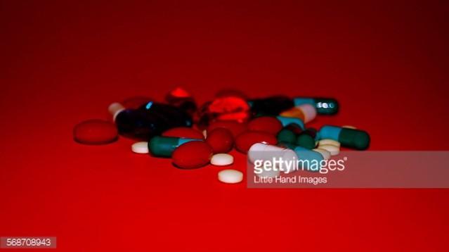 Pills - Getty ID# 568708943