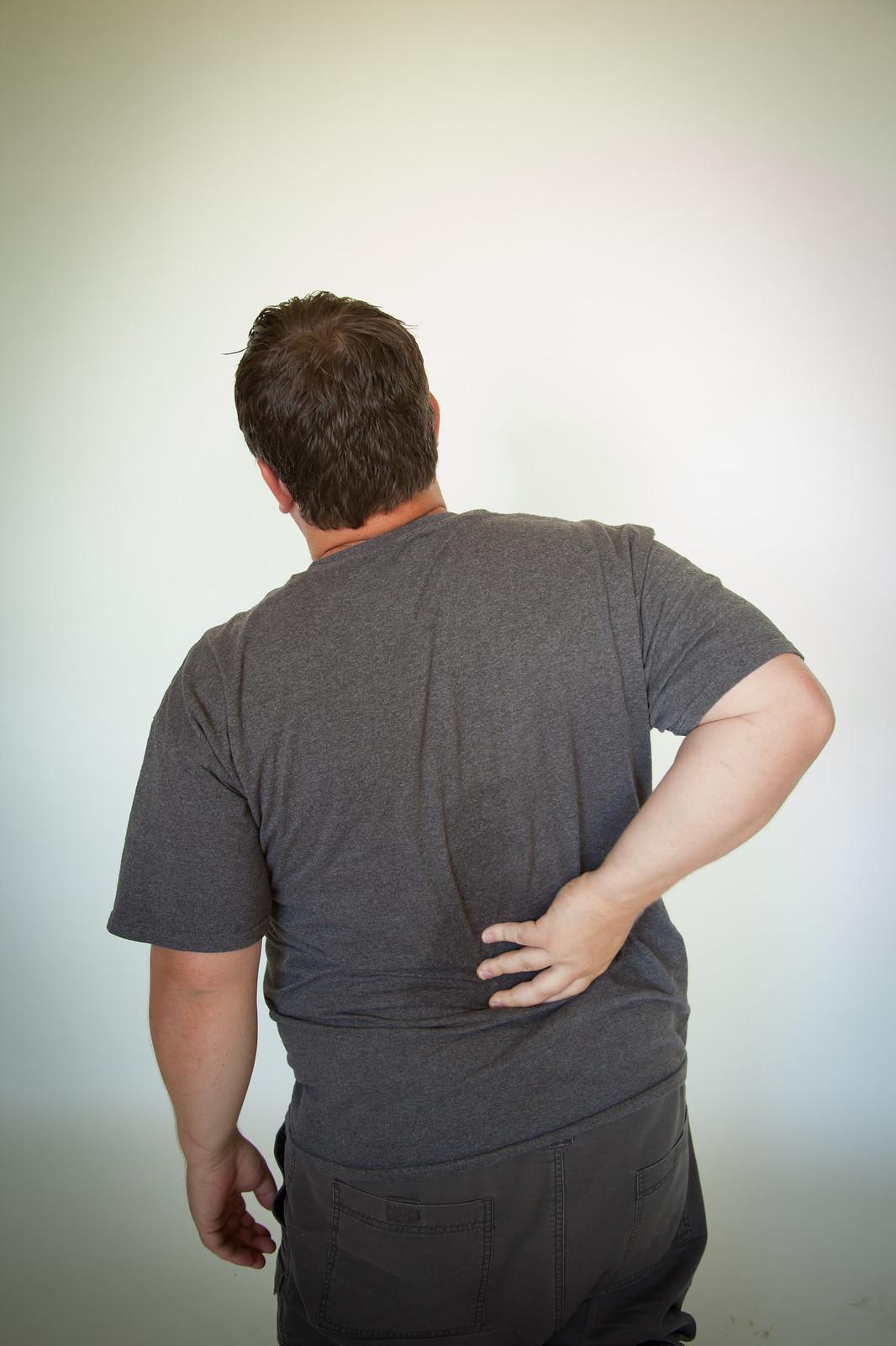 Personal Injury Back Pain
