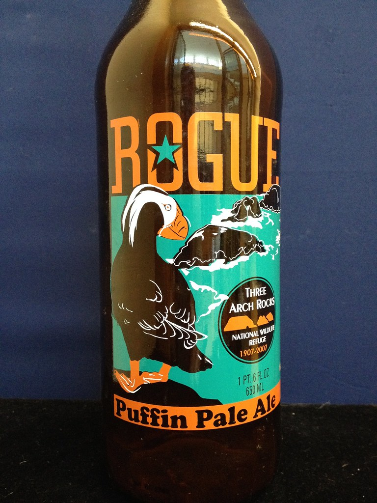 rogue puffin pale ale | SCARC | Flickr