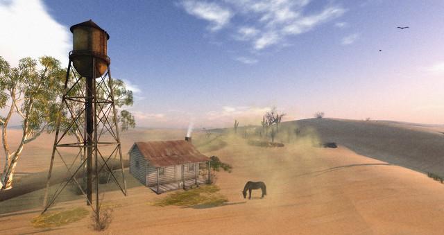 Devin- Sandstorm