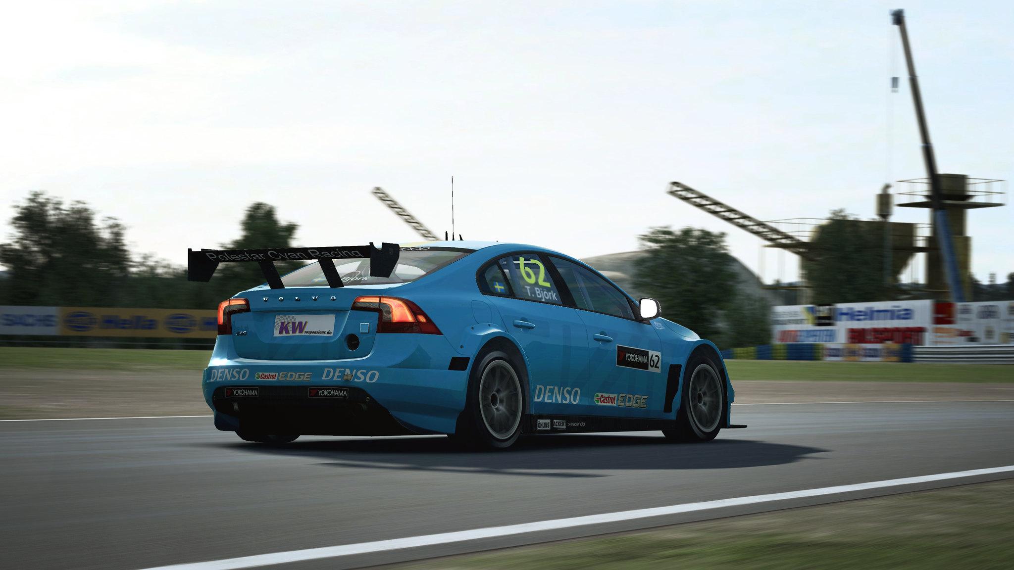 RaceRoom Volvo S60 WTCC