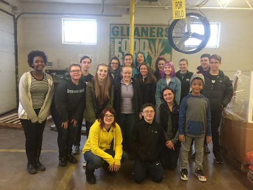 January 16 Groves And Seaholm High School Gleaners