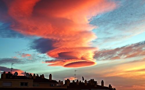 andalucia amanecer costadelsol españa spain sunrise marbella cloud sky