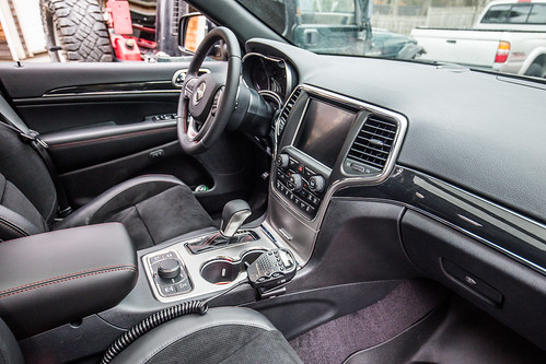Grand Cherokee CB Cabin Mount | by 2180miles