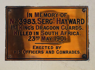Killed in South Africa