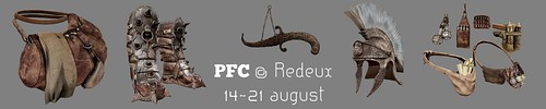 PFC @ Redeux August | by Pucca Firecaster Creations