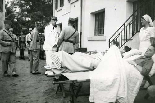 1942-08-11-beyrouth hôpital Maurice Roth | by ICDGL