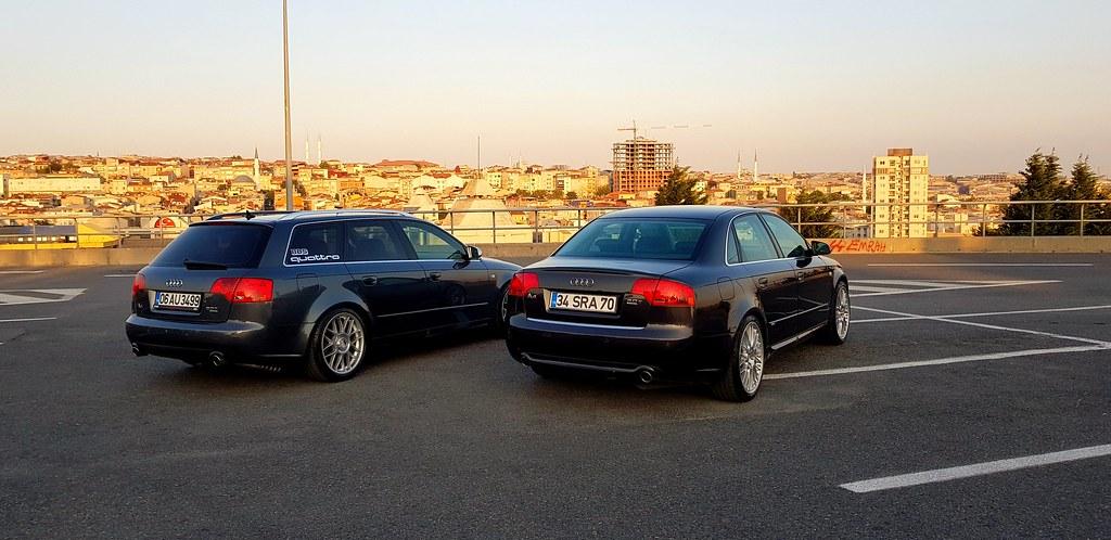 Audi A4 B7 20 Tfsi Quattro Shot Beycan Comak Flickr