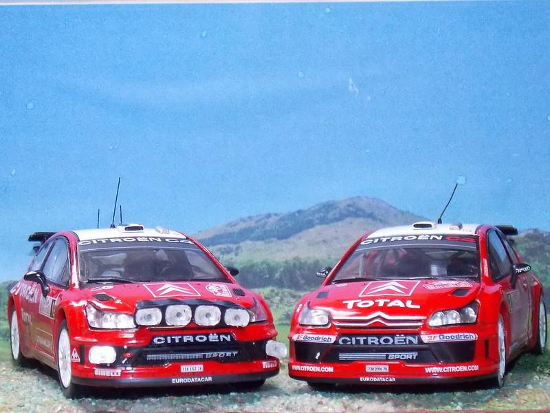 Citroën C4 WRC – Montecarlo 2008