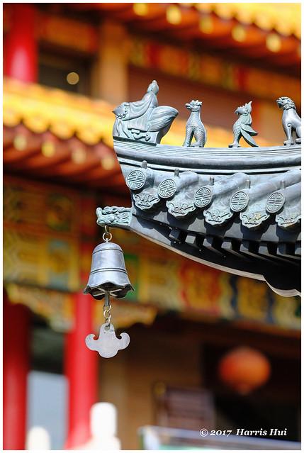 Layers And Depth - Richmond Buddhist Temple XP6901e