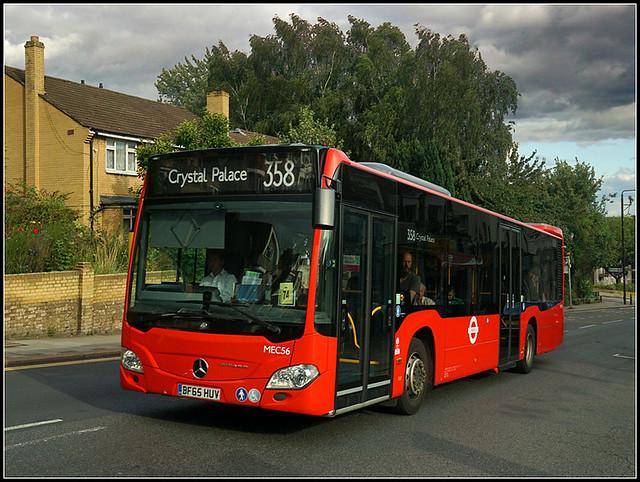 MEC56, Crystal Palace
