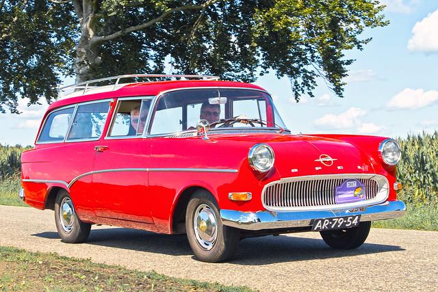 Opel Olympia Rekord CaRaVan 1959 (5323)