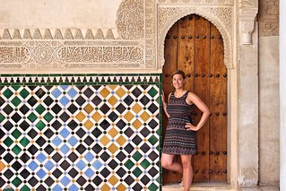 Me at Alhambra | by sandrakaybee