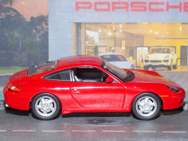 Porsche 911 Carrera (996) – 1998
