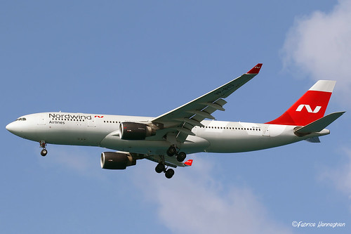 VP-BYU Nordwind Airlines Airbus A330-223 | by Planes , ships and trains!