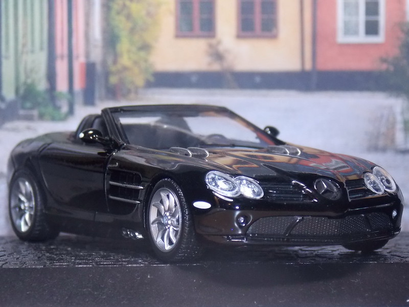 Mercedes Benz SLR Mc Laren Cabrio - 2007