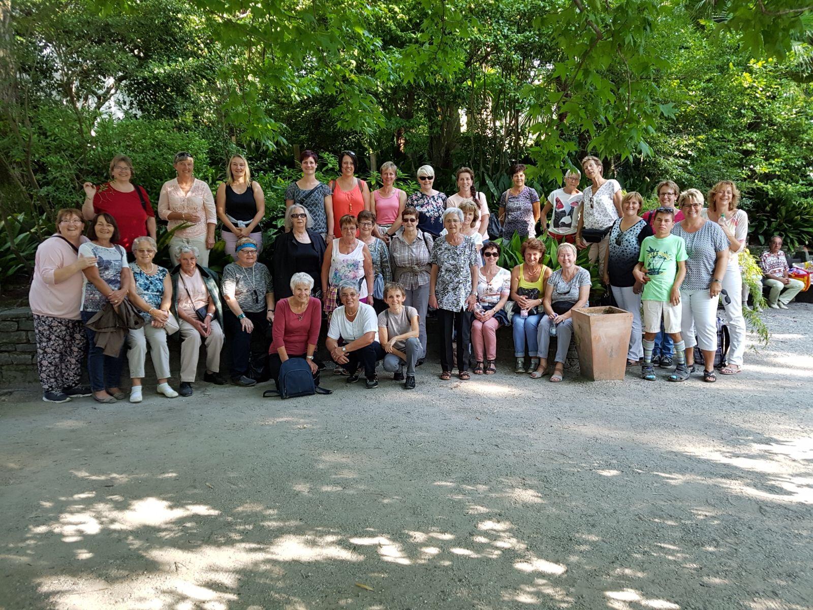 07.09.2017 Vereinsreise ins Tessin