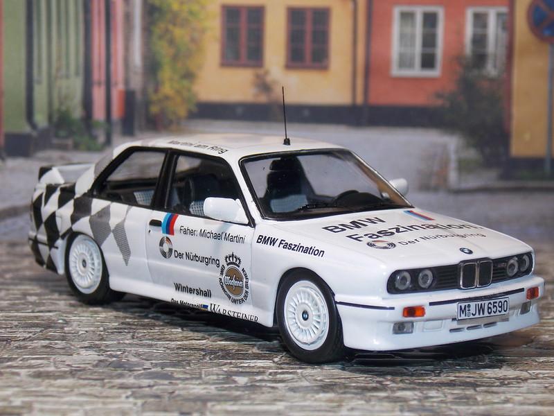 BMW M3 – Nurburgring Taxi – 1990