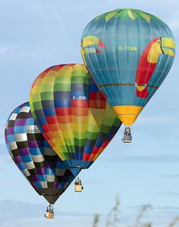 Longleat Balloon Safari | by Neil D. Brant