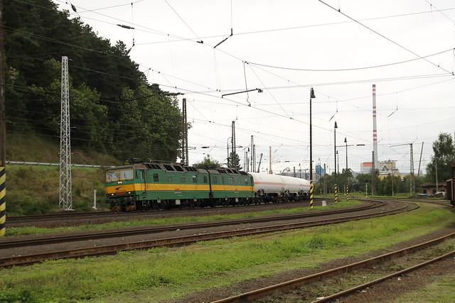 ZSSK 131 061-8 - Ruzomberok - 22/09/2017.