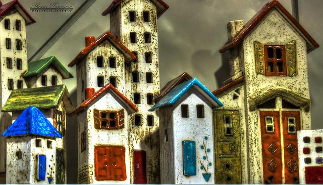 Mythic village
