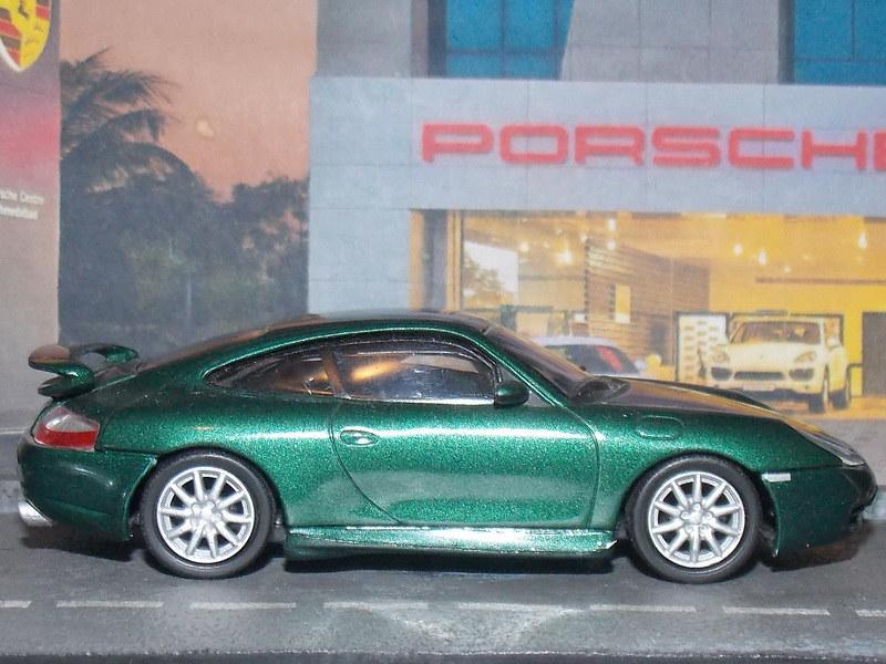 Porsche 911 GT3 (996) – 1999
