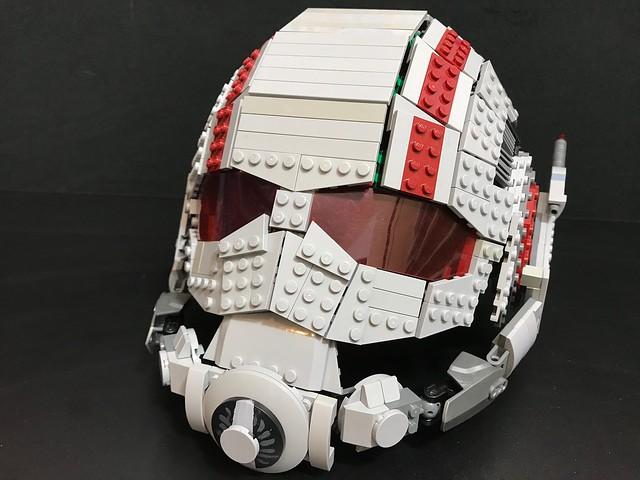 Ant Man wearable helmet
