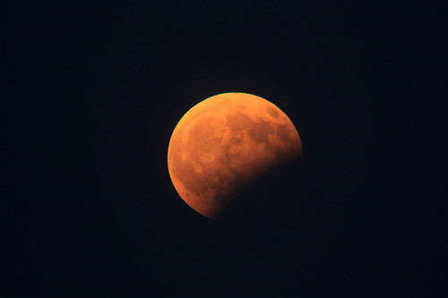 Partial Lunar Eclipse 7th.Aug. 2017 from Malta with link to video. | by Leonard Ellul-Mercer