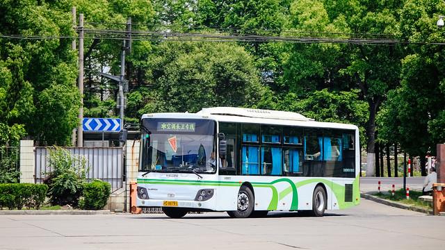 WANXIANG (Daewoo) SXC6105G5 | 朱卫专线 | Shanghai