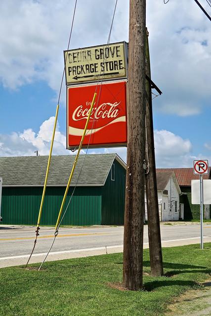 Cedar Grove Package Store, Cedar Grove, IN