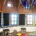 Room in the Hundertwasser-Market Hall,  Staad-Altenrhein, Switzerland