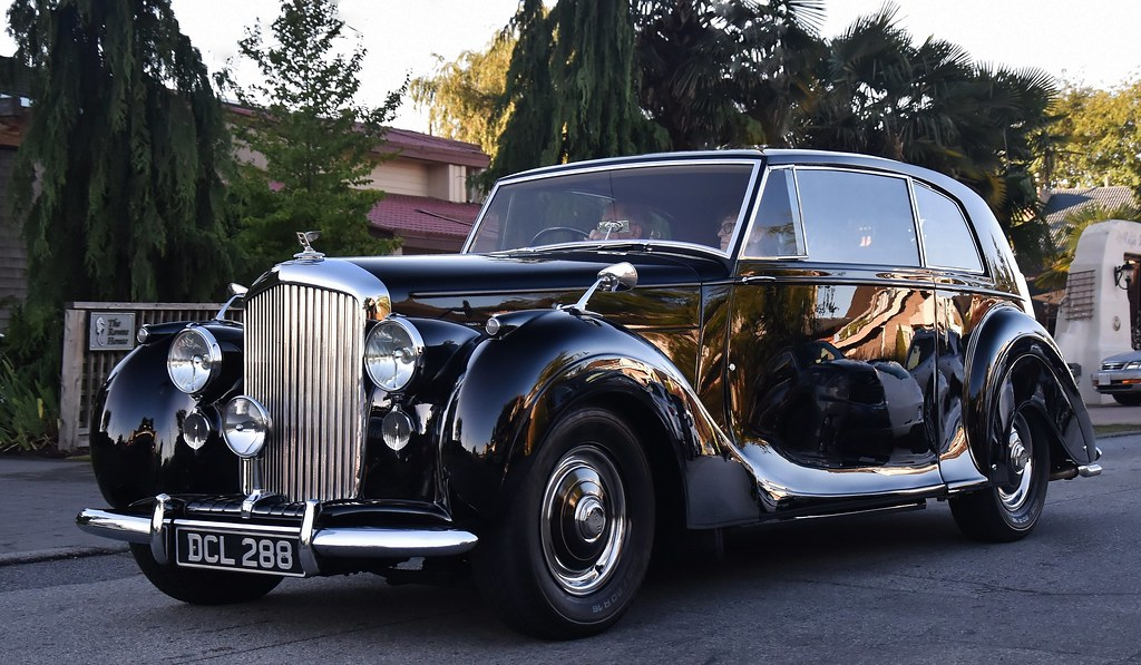 1947 Bentley Mark VI James Young Coupe | Custom_Cab | Flickr