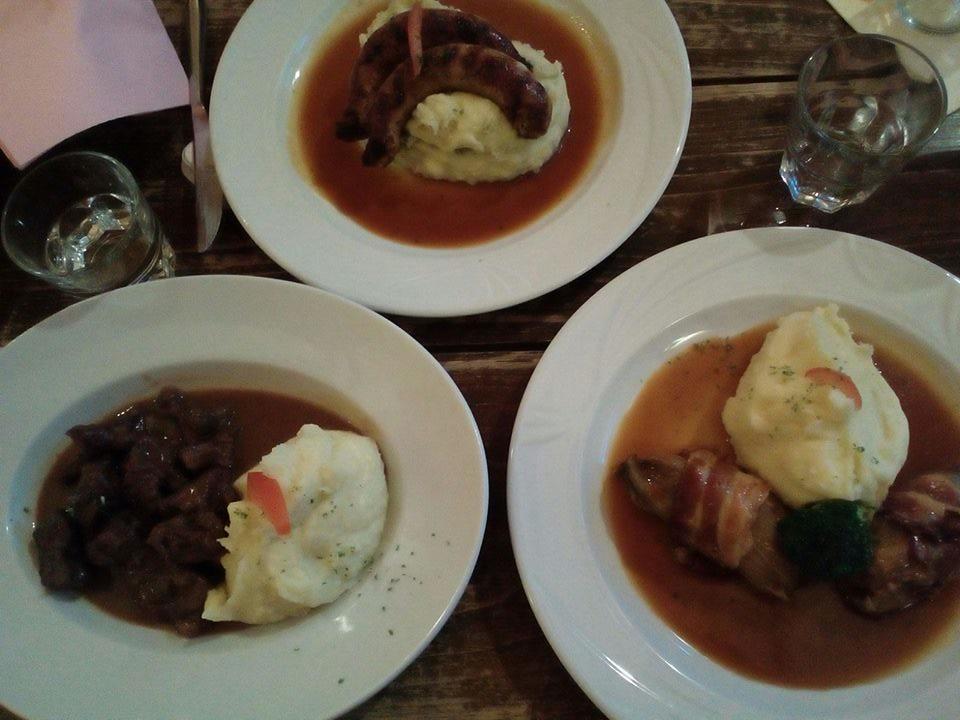 Cocina belga en la capital