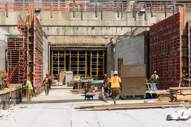 Transforming Bertha's launch pit into part of the SR 99 tunnel