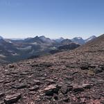 Views along Red Mountain's ridge