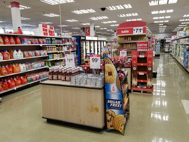 Pantry department