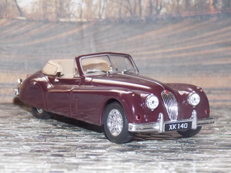 Jaguar XK140 - 1952