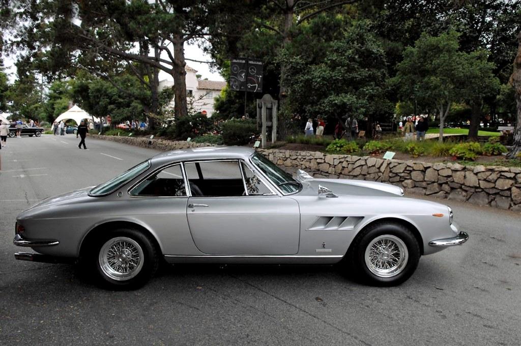 1967 Ferrari 330 Gtc Eduardo Lopes Flickr
