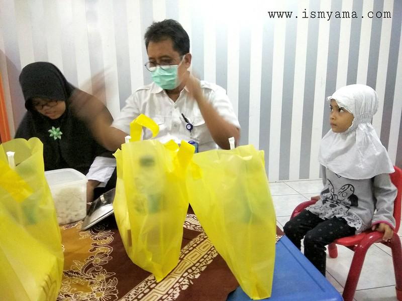 Pengalaman imunisasi rubella