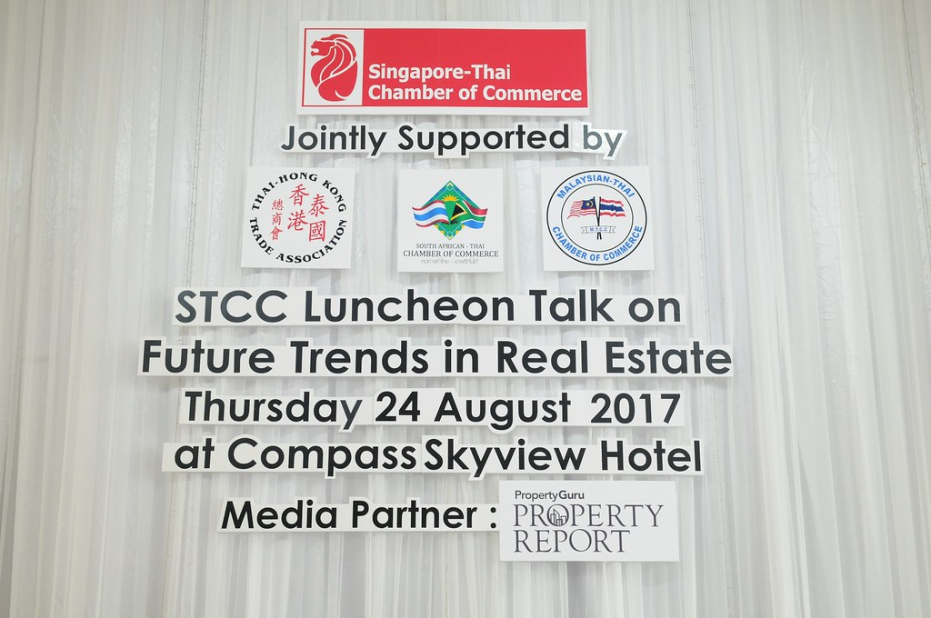 Luncheon Talk on Future Trends in Real Estate - Singapore
