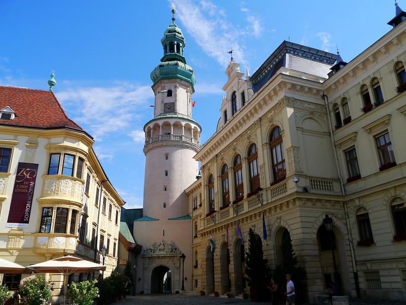 Sopron: Tűztorony / Feuerturm / Fire tower