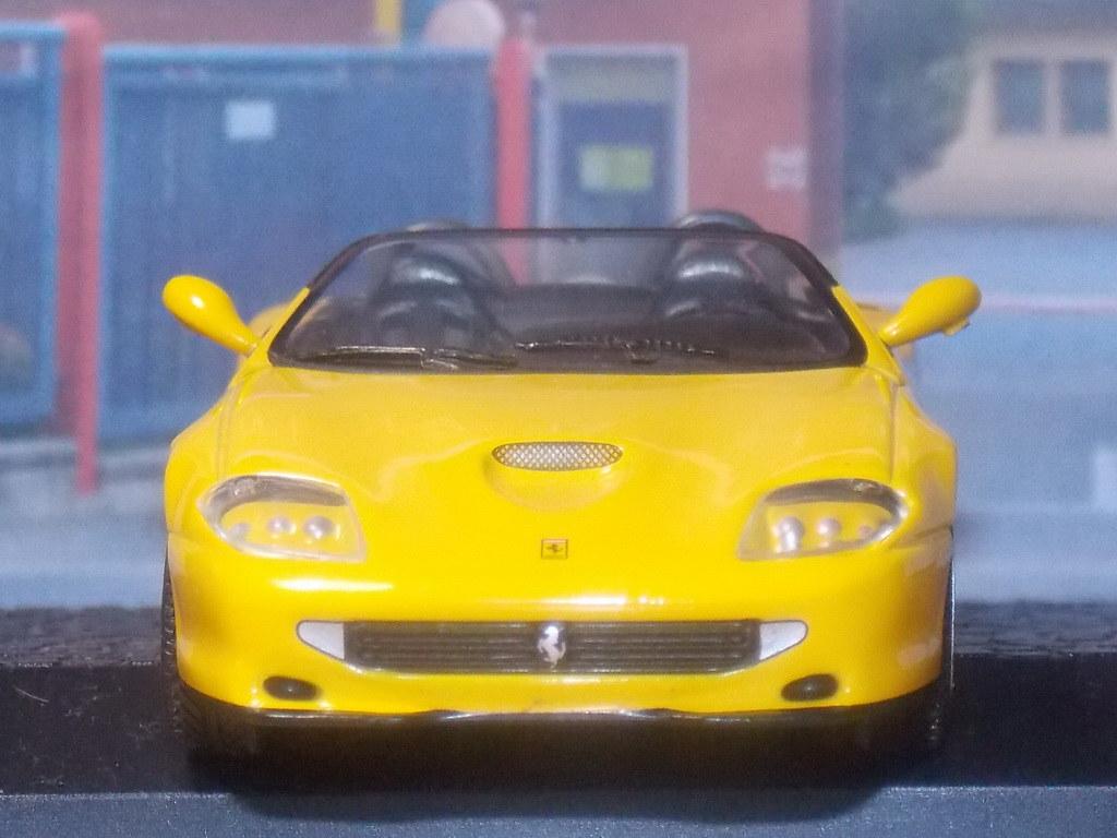 Ferrari 550 Barchetta – 2000