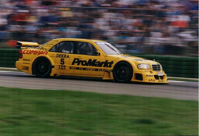 Mercedes Benz C-Klasse – DTM – 1995