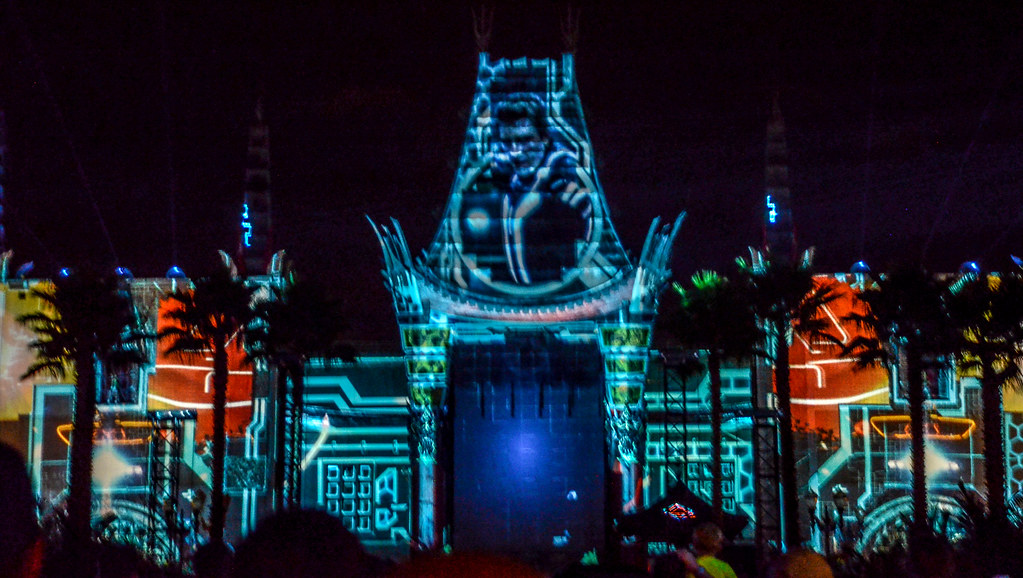 Tron DHS Movie Magic