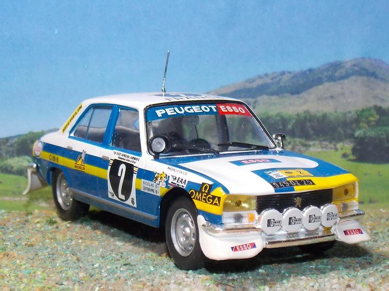 Peugeot 504 – Safari Kenya 1976