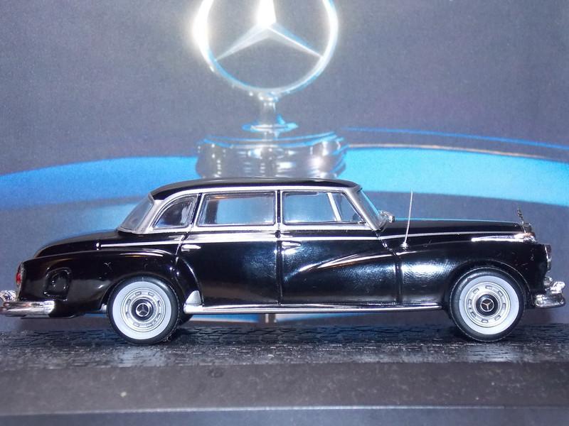 Mercedes Benz 300D Limousine – 1957