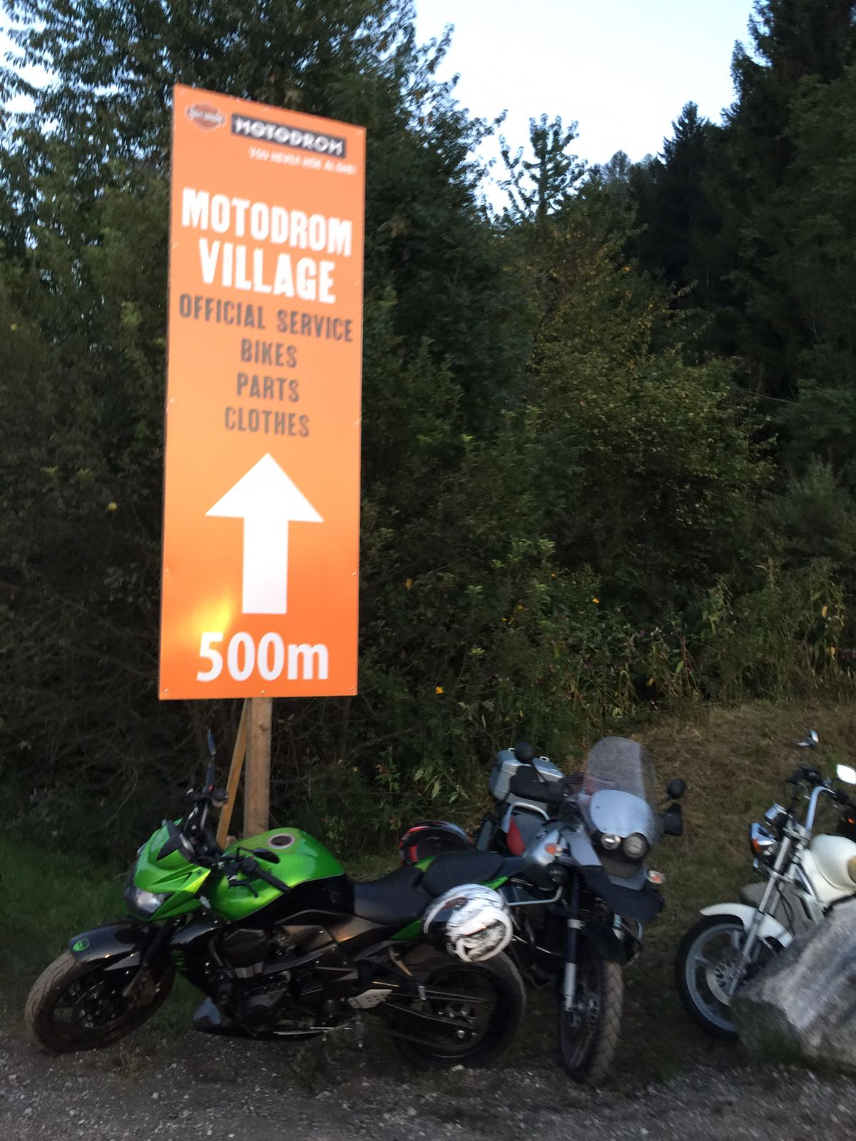 Faaker See Harley Meeting 2017