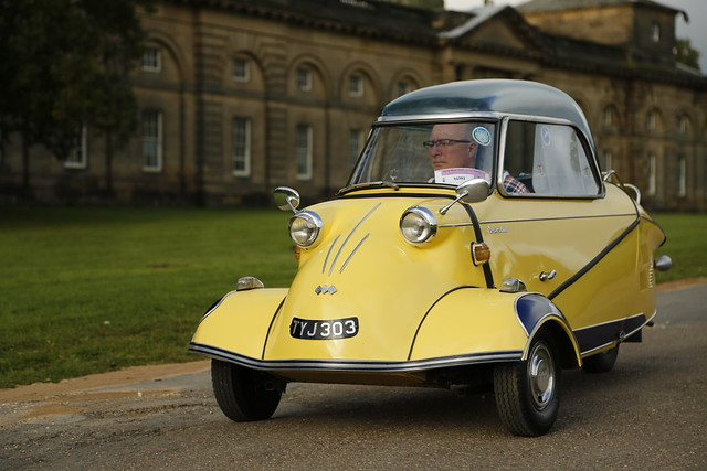 Messerschmitt Micro Car - 1960