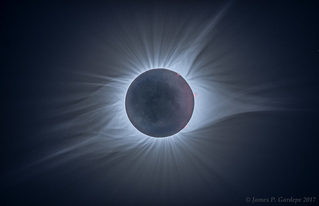 Total Solar Eclipse, August 21, 2017