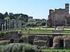 Tempio di Venere e Roma – výhled z Kolosea, foto: Petr Nejedlý